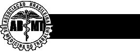 ABMT – Associação Brasileira de Medicina do Trabalho Logotipo