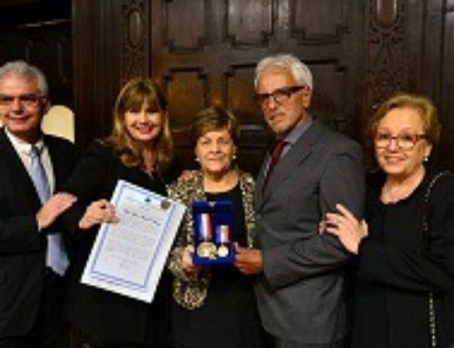 ABMT recebe Medalha Pedro Ernesto na Câmara Municipal