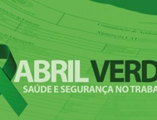 Abril Verde marca o calendário com o verde da segurança