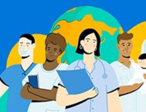 12 de maio é marcado pelo Dia Internacional da Enfermagem e do Enfermeiro