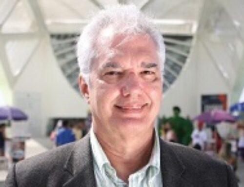 Dr. Paulo Rebelo recebe titulação de entidade norte-americana de SST